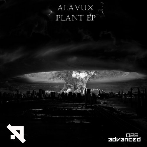 Alavux - Plant EP, Release Cover