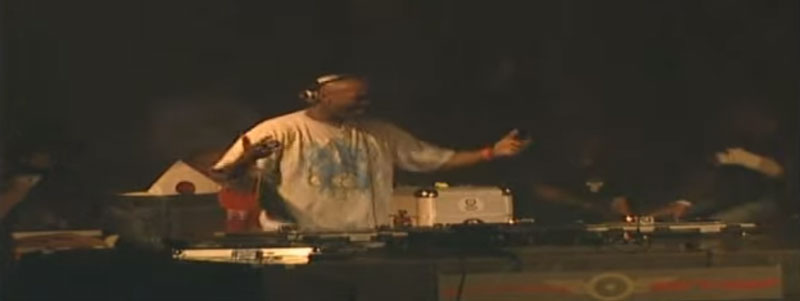 DJ Rush @ Palazzo Airbase
