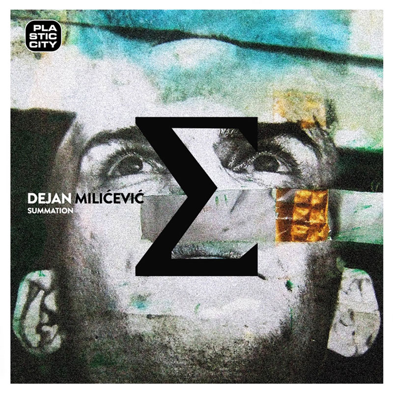 Dejan Milicevic - Summation, Album Cover