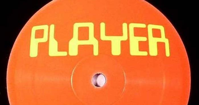Player Vinyl Label