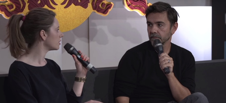 Laurent Garnier, RBMA Paris 2015, screenshot