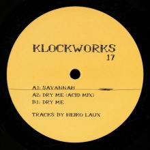 Heiko Laux – Klockworks 17