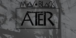MAV BLAKC - Ater, cover