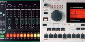 Machinedrum UW vs. Roland TR-8