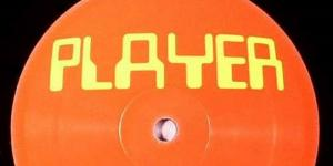 Player Vinyl Label